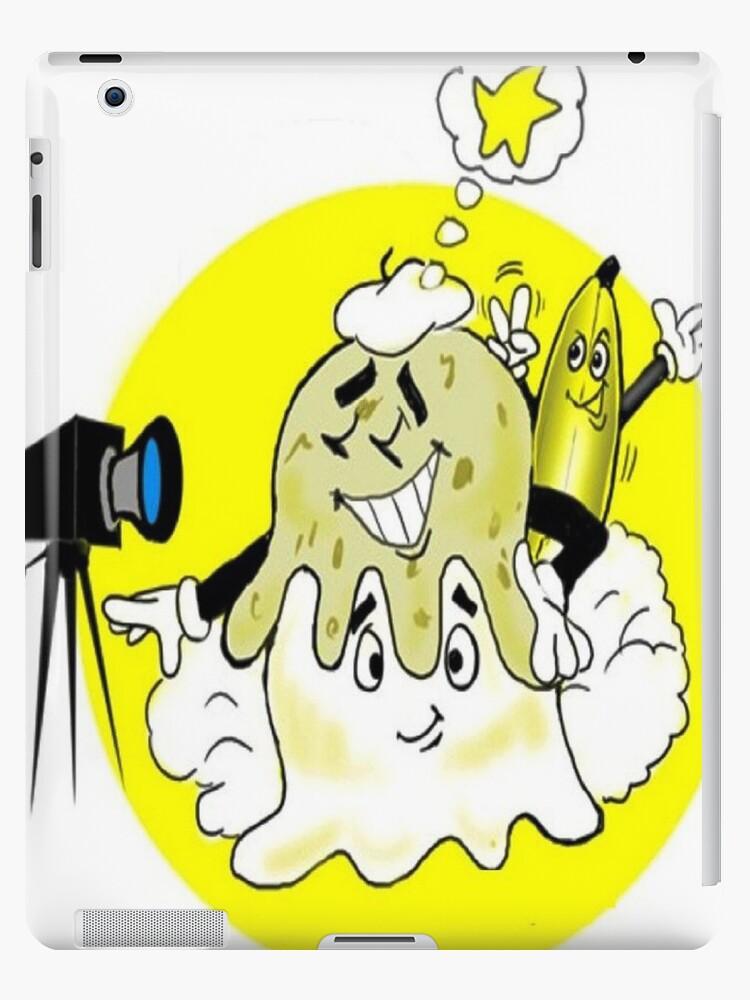 PHOTOGRAPHY CARTOON TABLET CASE by InspireCartoons