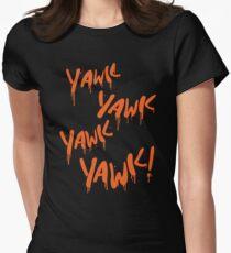 YAWK YAWK YAWK YAWK Women's Fitted T-Shirt