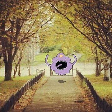 Autumn Lumpy Space Princess by coti94856