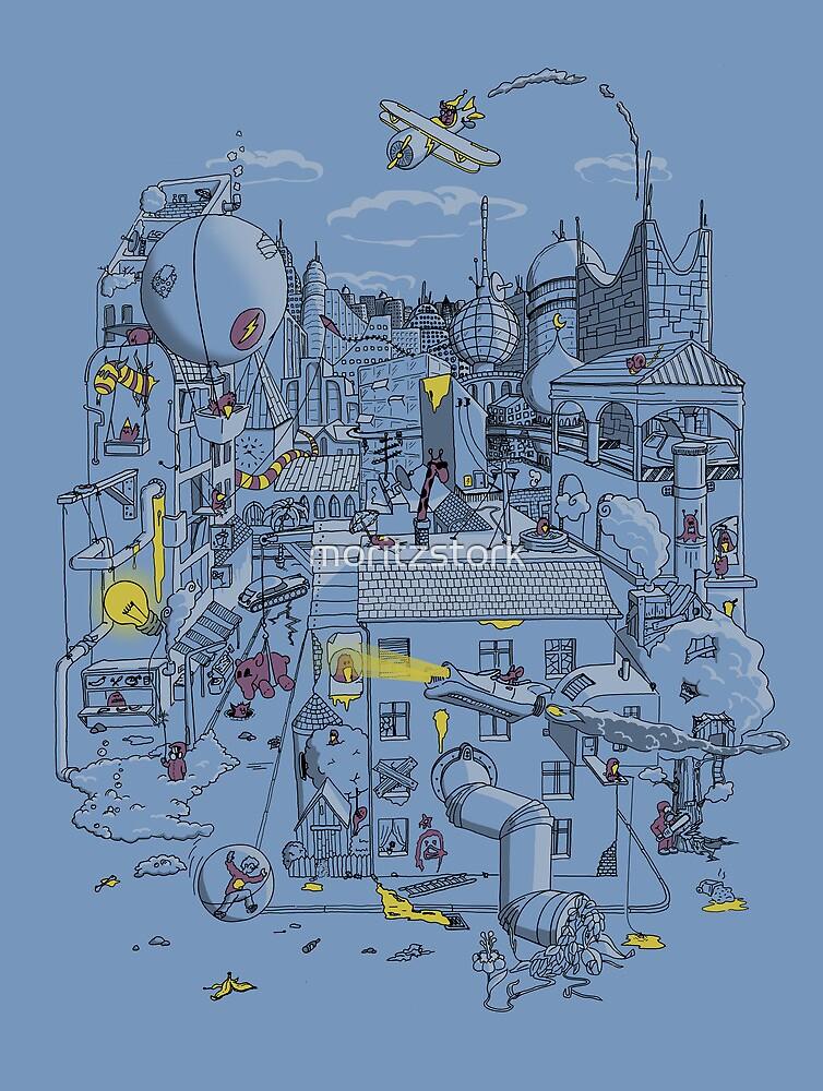 Ode to the City von moritzstork