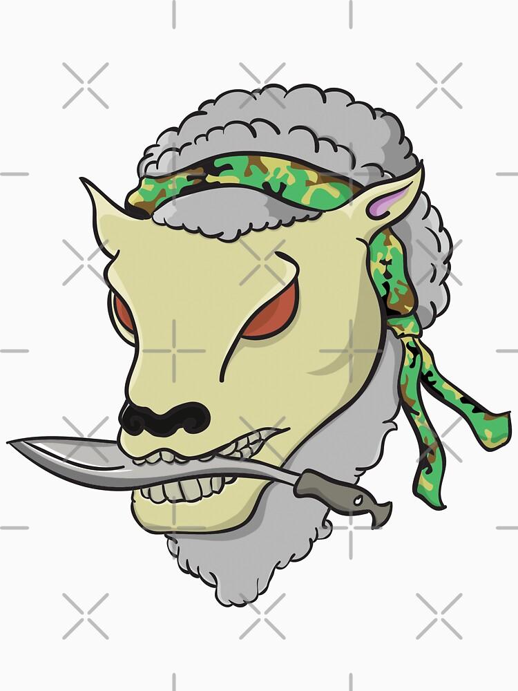 Combat Sheep by RowanArthur93