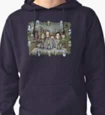 The Walking Dead by Kenny Durkin Pullover Hoodie