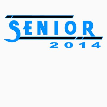 2014 Senior Hoodie by CutlineDesigns