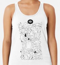 All the Beasts Imagined & Real Women's Tank Top