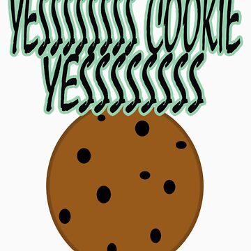 yes cookie yes by jazzydeetv