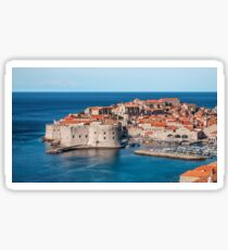 Dubrovnik Croatia Sticker