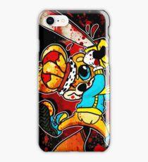 BAD FUR DAY iPhone Case/Skin