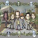 The Walking Dead by Kenny Durkin by Kenny Durkin