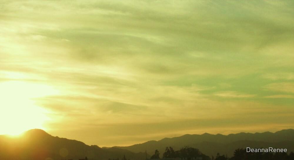 Sunshine by DeannaRenee