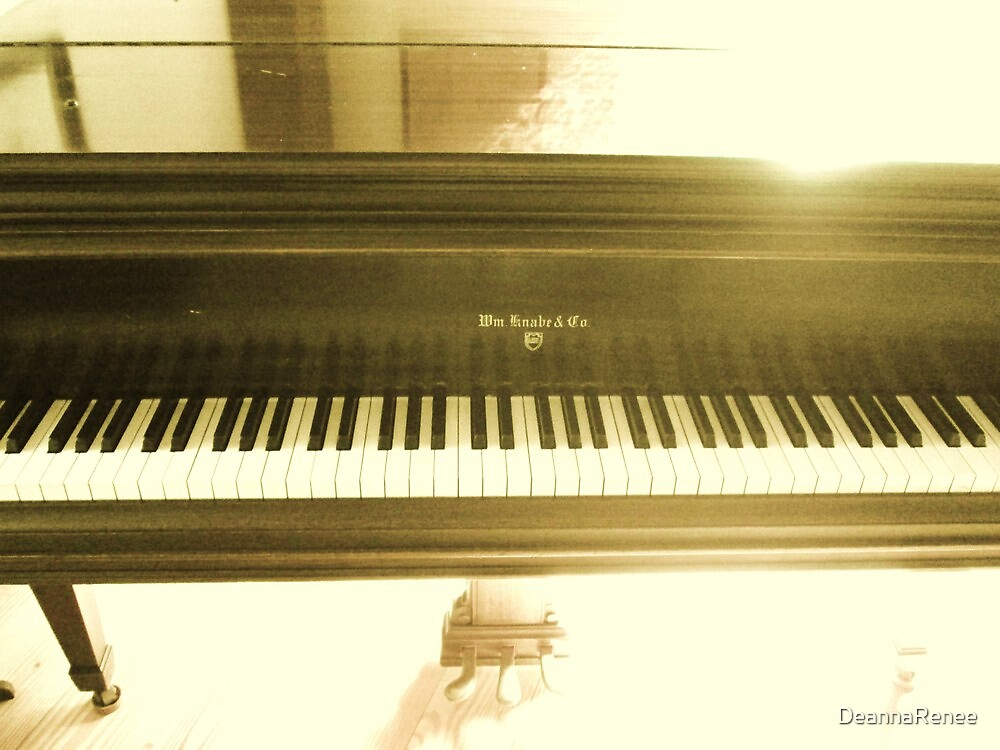 Piano by DeannaRenee