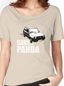 Save The Panda Women's Relaxed Fit T-Shirt