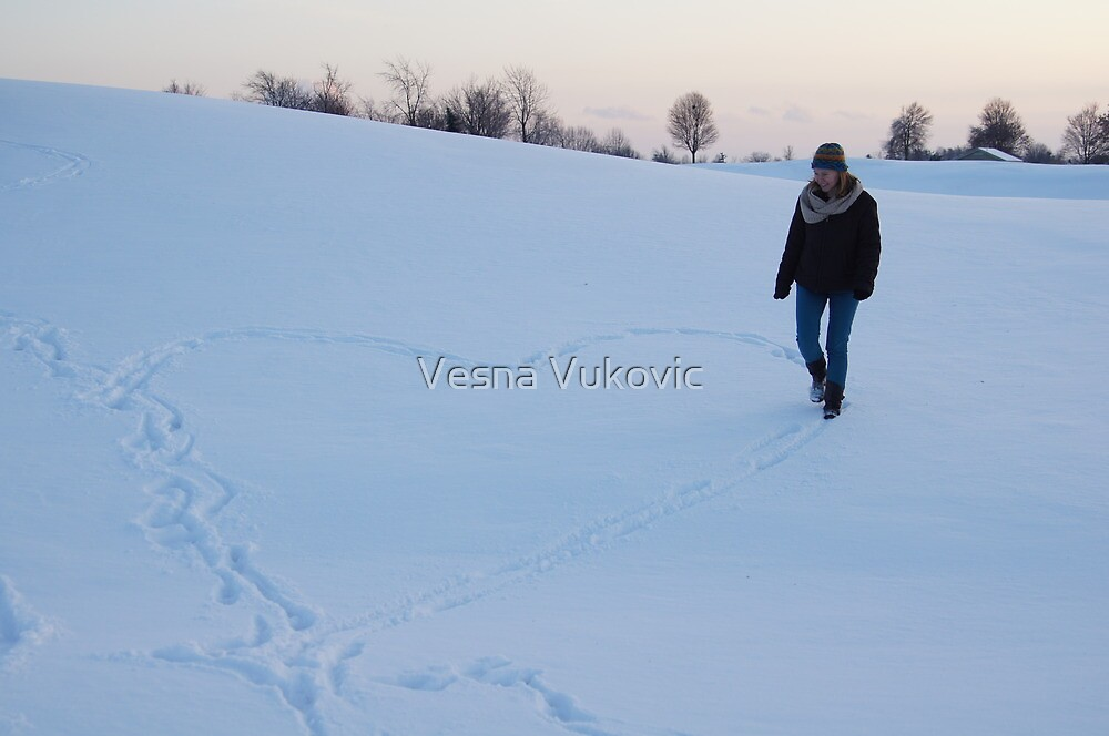 White Heart by Vesna ©