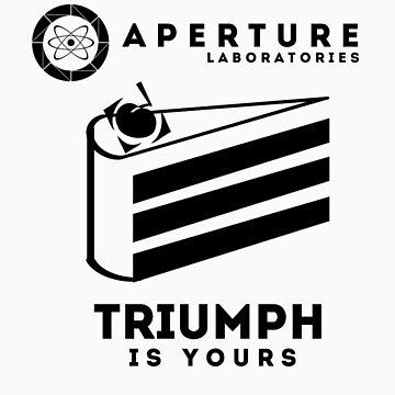 Aperture - Triumph by cajunpygmy