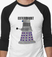 Extermiknit Men's Baseball ¾ T-Shirt