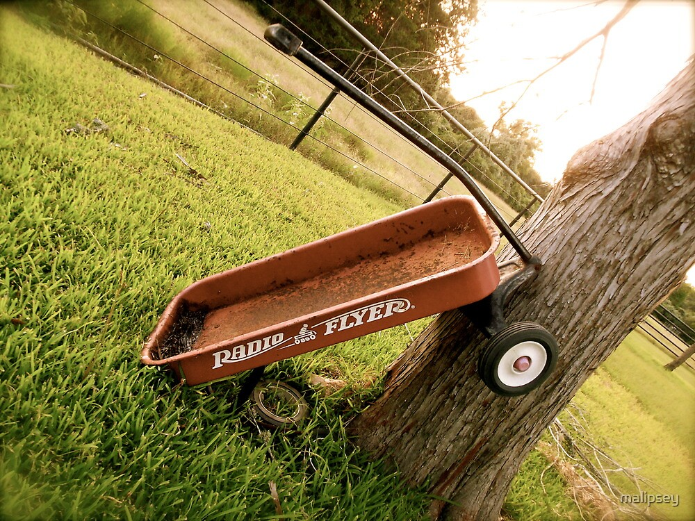 Radio Flyer by malipsey