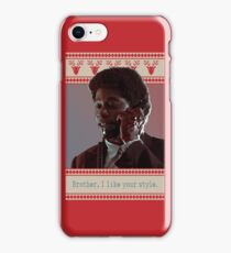 Brother, I like your style iPhone Case/Skin