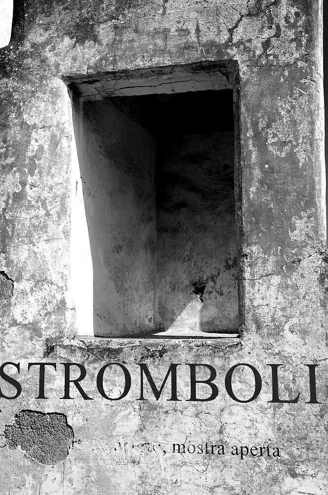 Stromboli, Italy by danpanzarella