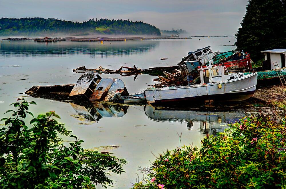 Shipwrecks  by jvoweaver