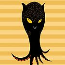 Jaguar Squid by makoshark