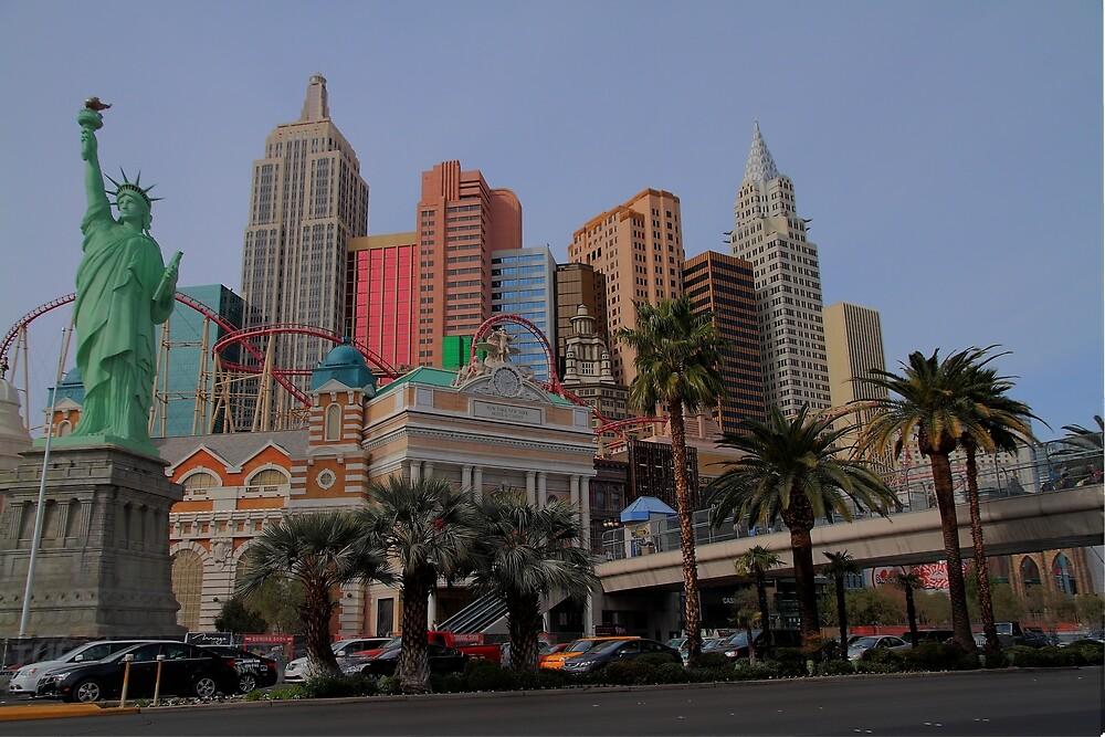 NY In Vegas by Mark Bilham