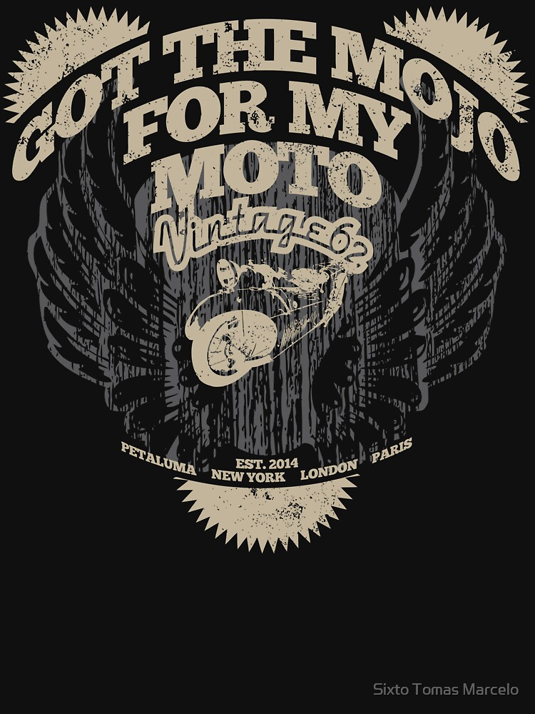 Mojo for my motor by sixtotomas