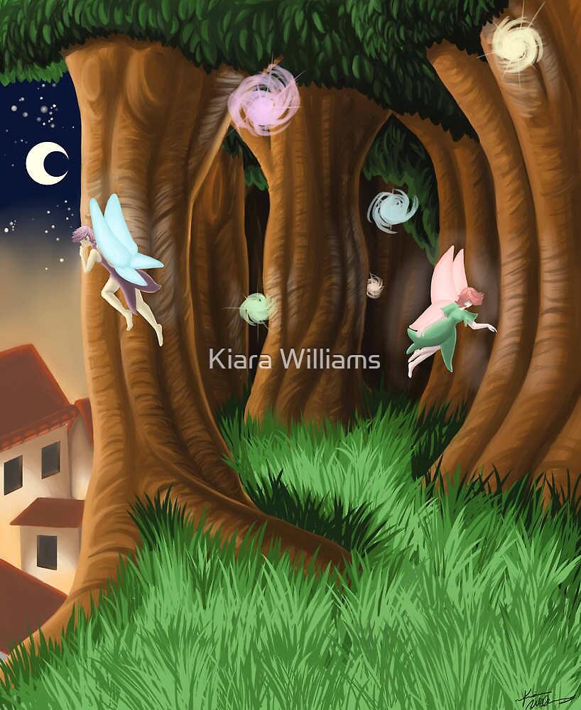 Sanctuary by Kiara Williams