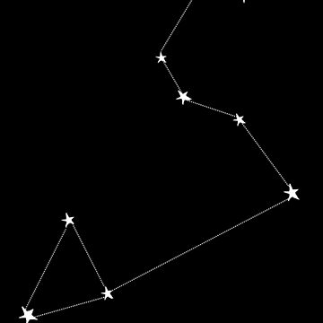 Constellation   Leo by jellyelly