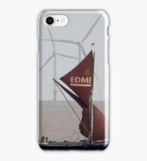Thames Barge iPhone Case/Skin