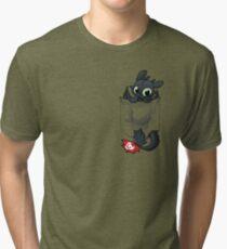 Pocket Pal T-shirt chiné