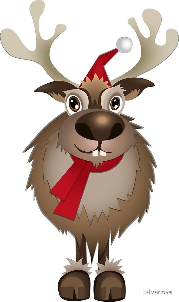 Rudolph by IvIvanova