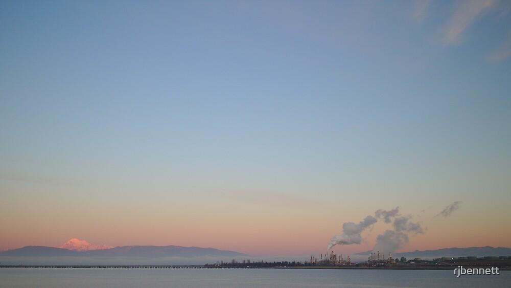 Fidalgo Bay by rjbennett