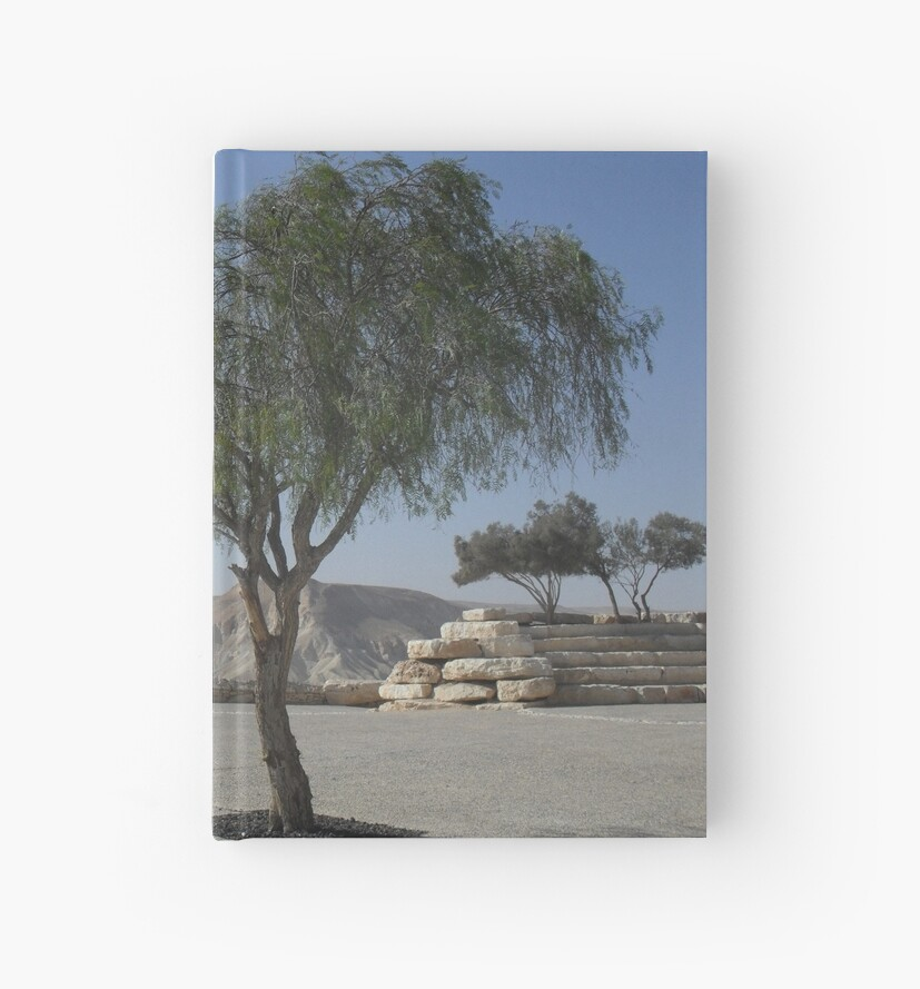 Desert tree by burrotees