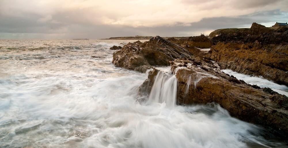 Strathlene Rocks by GreigMcIntosh