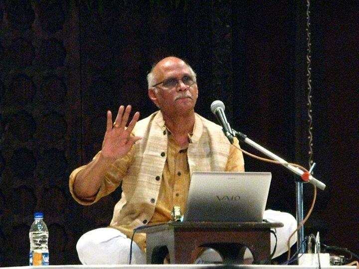 Musician Dr Pappu Venugopala Rao by pappuvenugopala