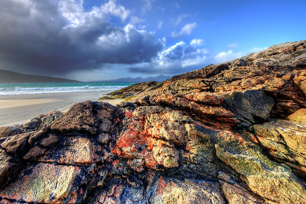 Luskentyre, Isle of Harris by Stephen Smith