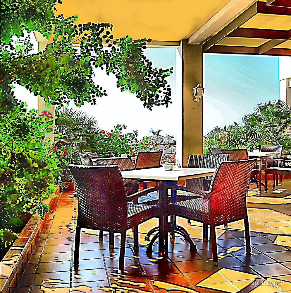 Spanish Bar by John Lynch