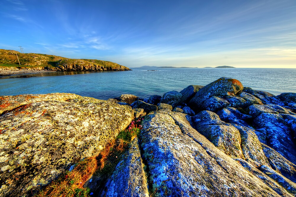 Views To Barra by Stephen Smith