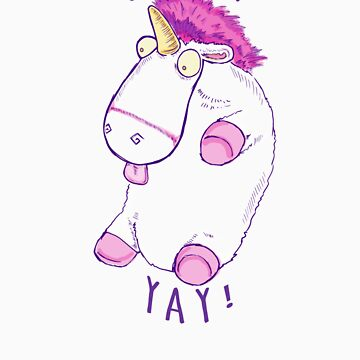 Final unicorn by Spankyaces