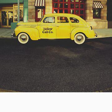 Yellow Cab CO. by jacksonroulston