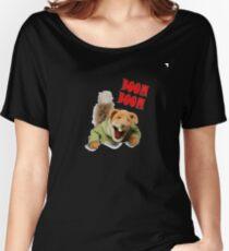 boom boom basil brush Women's Relaxed Fit T-Shirt