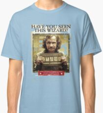 Have You seen This Wizard Classic T-Shirt