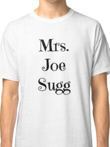 Mrs. Joe Sugg Classic T-Shirt