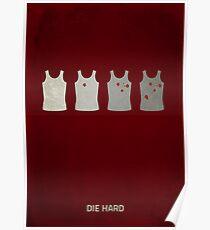 Die Hard Poster Poster