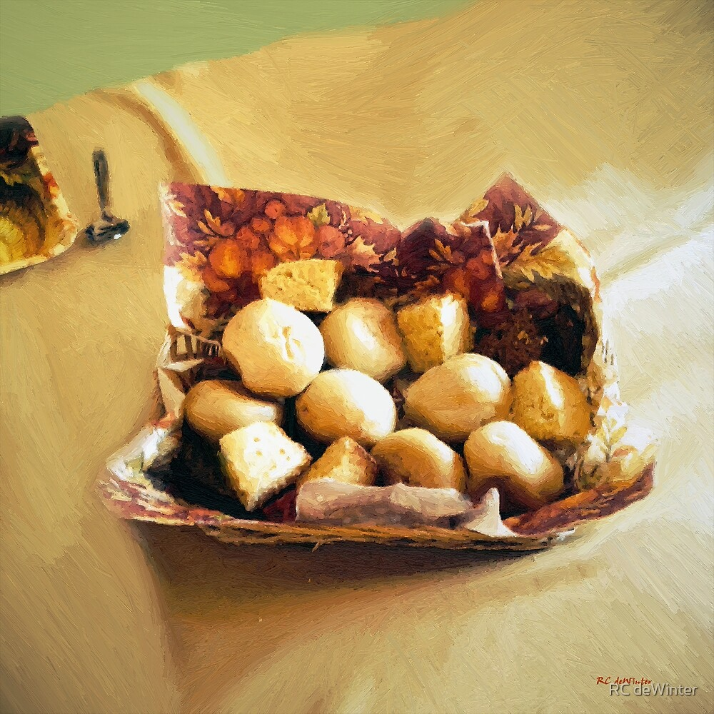 Harvest Bread by RC deWinter