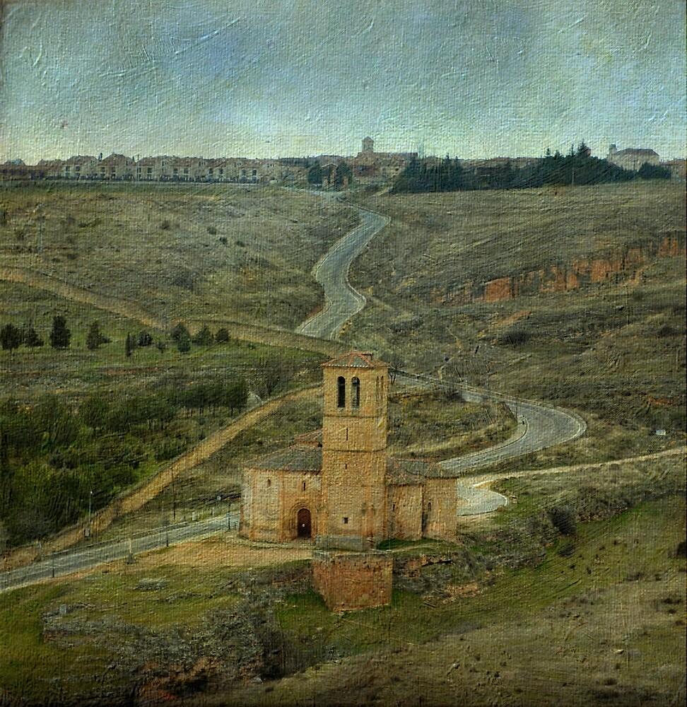 Iglesia de la Vera Cruz ~ Segovia by rentedochan