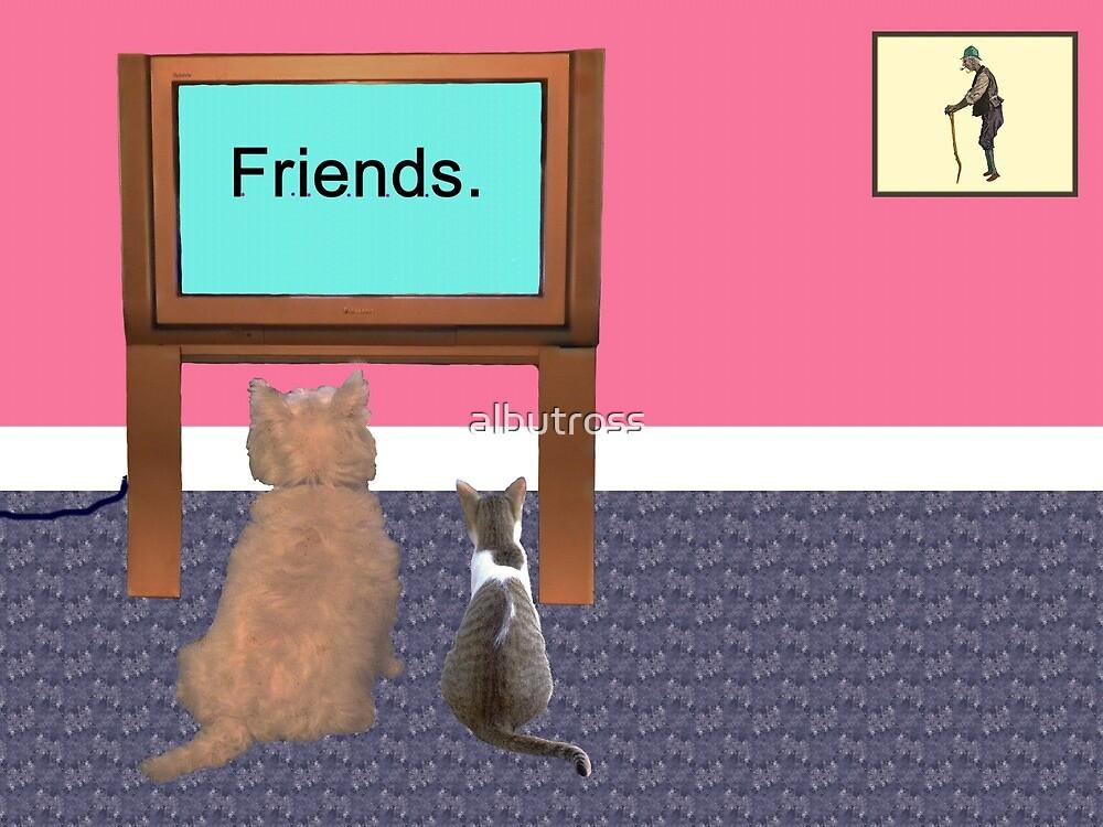 Friends. by albutross