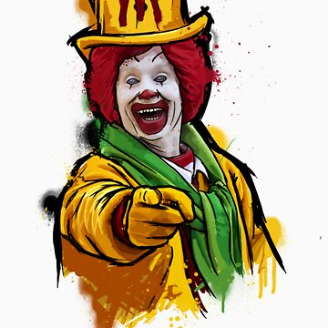 UNCLE RONALD by mister-flink