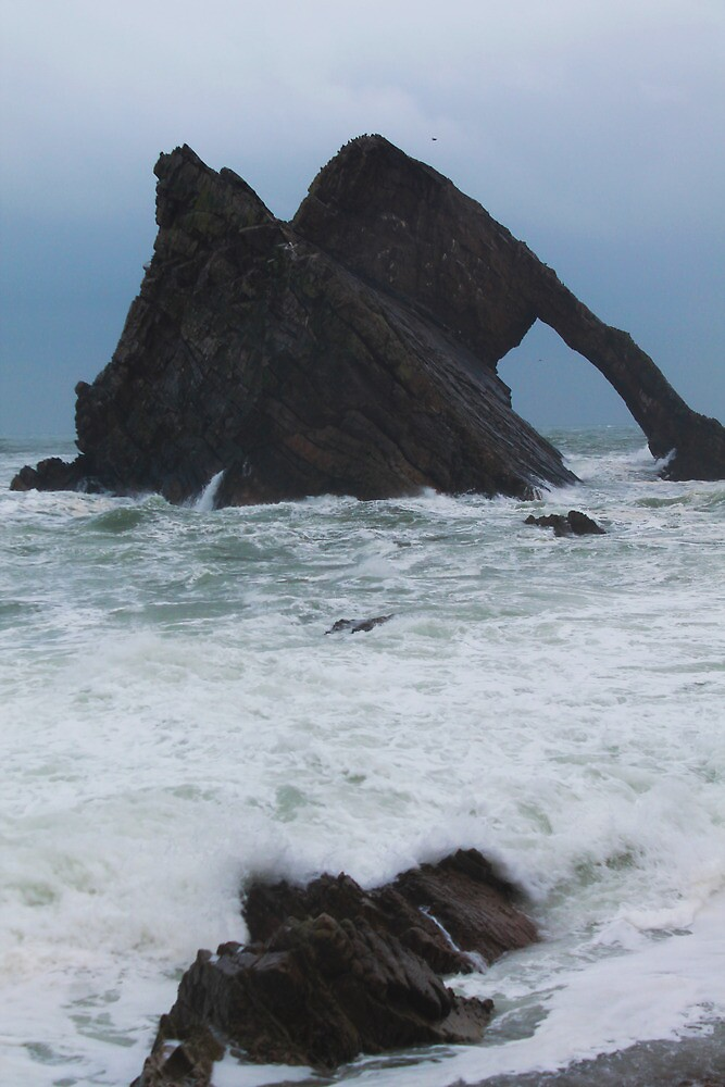 Bow fiddle Rock by Jessica Christie