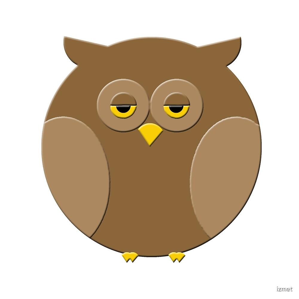 Owl by izmet