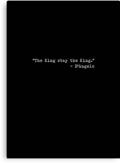 """The Wire - """"The King stay the King."""" by lordbiro"""
